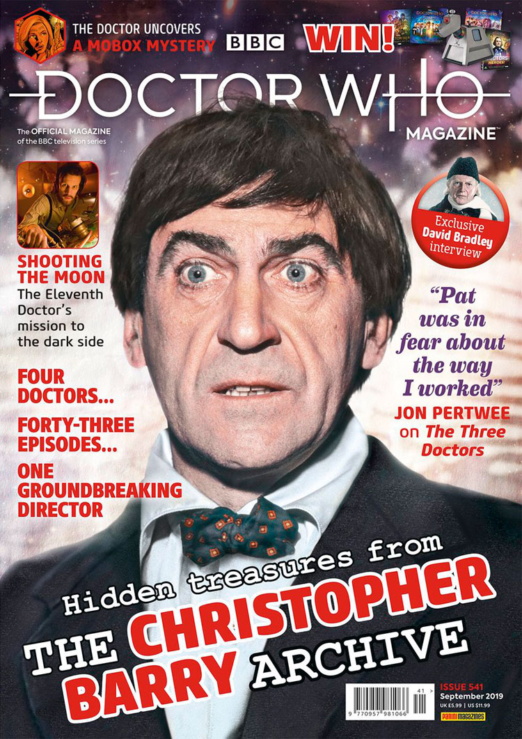 New [old] Editor For Doctor Who Magazine - Page 10 Dwm541
