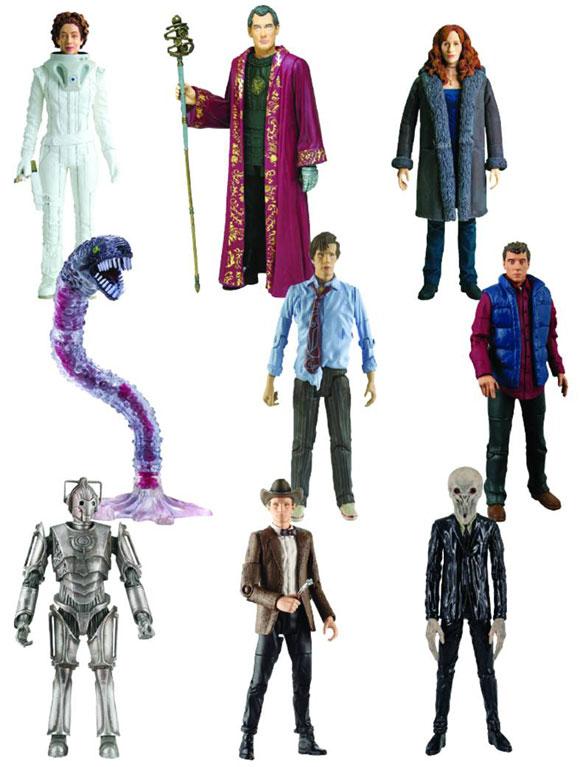 Doctor Who Figures Figure-sets-3