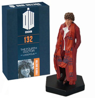 DOCTOR WHO FIGURINE COLLECTION #133 CYBER LEADER EAGLEMOSS NEW 131 132