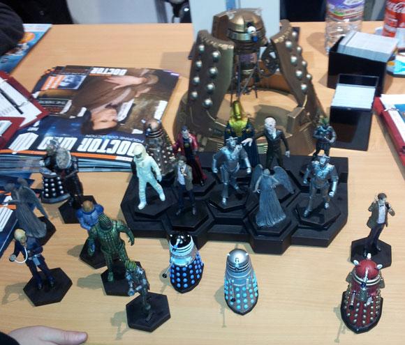 Nuevo Dr Who 4th el médico Forth /& Tardis Set Figuras De Acción regenerado Tom Baker