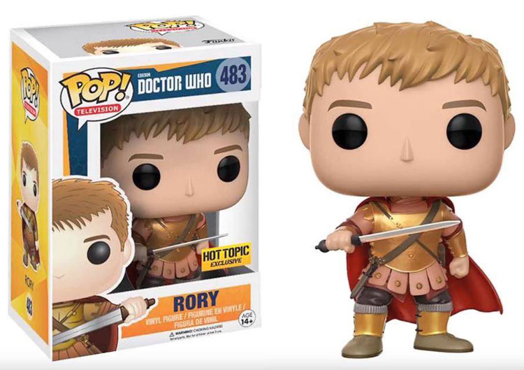 Doctor Who Funko Pop Rory The Last Centurion