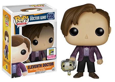 Doctor Who Funko Pop Sdcc Exclusive Figure Merchandise