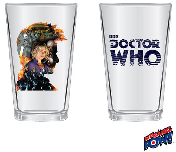 a72aa7cae51 Doctor Who 50th Anniversary 16oz Glass Sets-Updated – Merchandise ...