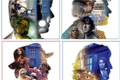 Doctor Who 50th Anniversary Greetings Cards