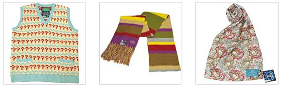 a839c8ce2b8 Fourth Doctor Scarf in Burgundy Pre-order – Merchandise Guide - The ...