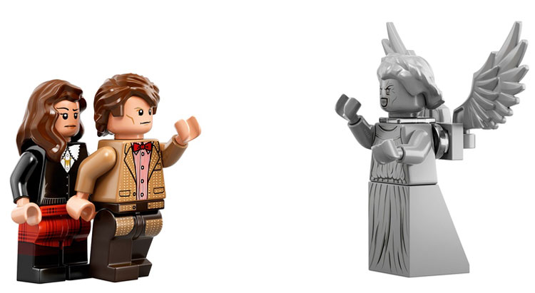 Lego Ideas 21304 Doctor Who Set Merchandise Guide The Doctor