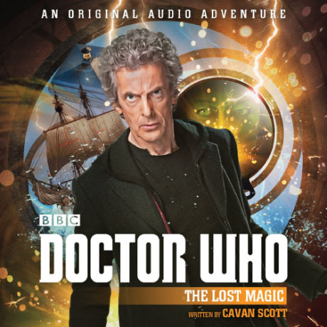 Doctor Who The Lost Magic 12th Doctor Audio CD – Merchandise