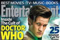Entertainment Weekly Doctor Who Cover
