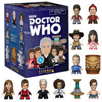 "TITANS DOCTOR WHO 3/"" FIGURE face of boe Tardis console"