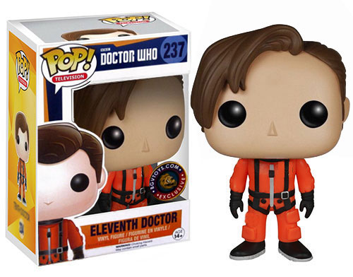 Doctor Who Funko Pop 11th Doctor In Spacesuit