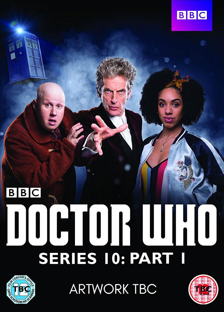 Dr Who Season 10