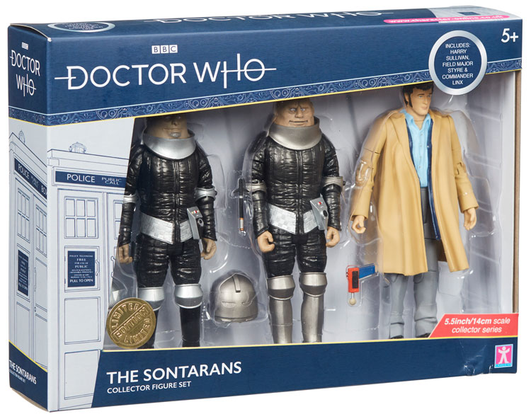 "Sontaran Gun Blaster DR WHO 5/"" ACTION Figure"
