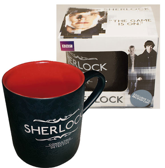 Sherlock Holmes Official BBC Shop Exclusive items ... Benedict Cumberbatch Dvd