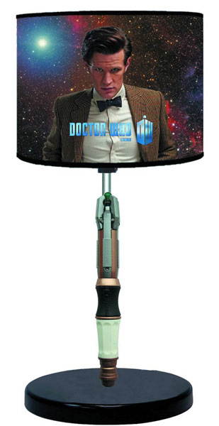 Perfect Sonic Table Lamp