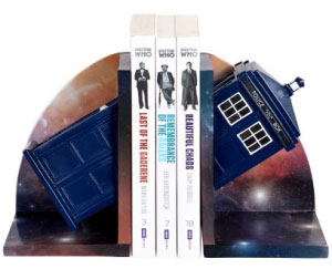 tardis-bookend