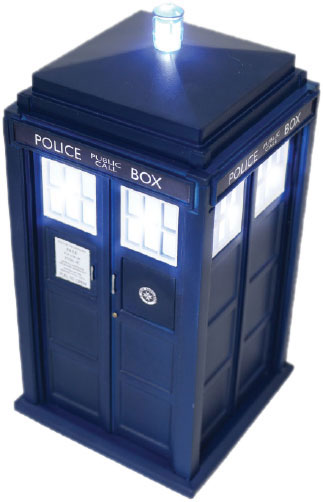 Doctor Who Tardis Lamp – Merchandise Guide - The Doctor Who Site