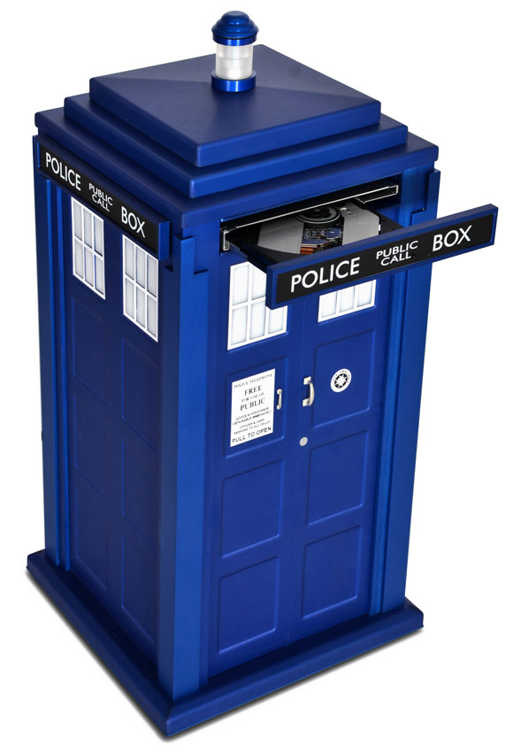 Scan Computers Launches Tardis Pc Blank S Universe