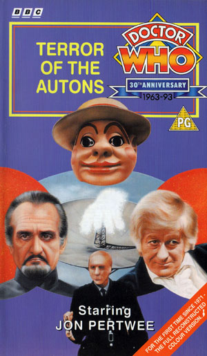 Doctor Who: Terror of the Autons – BBC Shop US