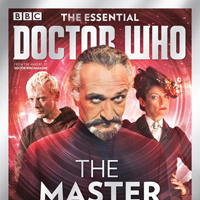 doctor who the essential guide