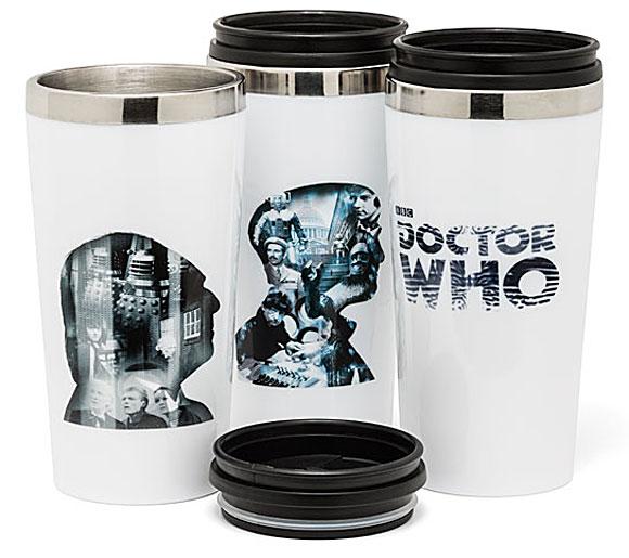 Guide – 50th Anniversary Who Doctor Mug Merchandise The Travel Set xeBrdCo