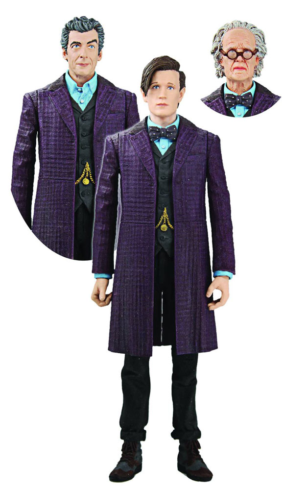 Doctor Who Figures Time-doctor2