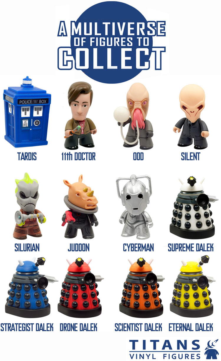 titan-11th-doctor-collectio