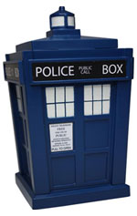 how to build a mini tardis