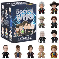 What are TITANS? Titans-box-50th-colle
