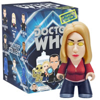 """DR WHO TITANS VINYL FIGURES 3/"""" REBEL TIME LORD 12th ORIENT EXPRESS EXCLUSIVE"""