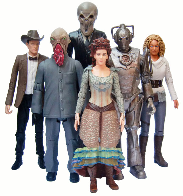 Doctor Who Figure Collection Ood Sigma Resin Figure NEW Toy Dr Who