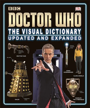 Doctor Who The Visual Dictionary Updated/Expanded
