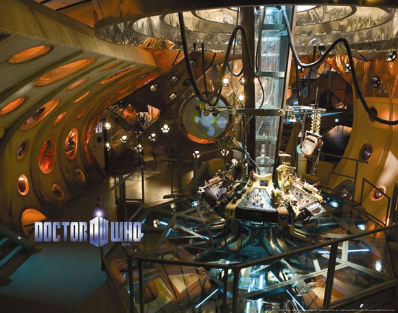 doctor who ready to put up wallpaper merchandise guide